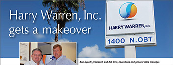 Harry Warren makeover